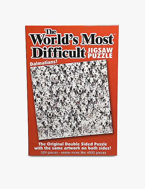 PAUL LAMOND: The World's Most Difficult Jigsaw Puzzle Dalmatians