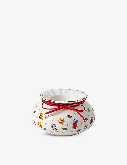 VILLEROY & BOCH: Toy's Delight porcelain tealight holder