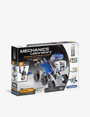 SCIENCE MUSEUM: Mechanics Lab - Explorer & Space Station science toy