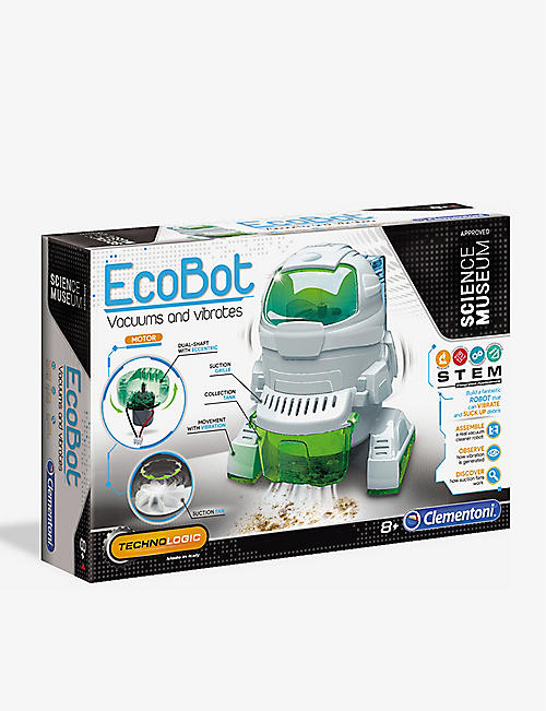 SCIENCE MUSEUM: Ecobot science toy