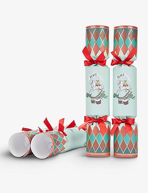 Luxury Christmas Crackers Christmas Shop Selfridges
