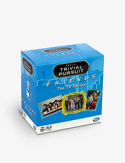 WINNING MOVES: Trivial Pursuit Friends game