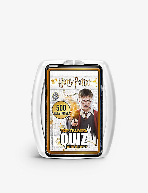 WINNING MOVES: Harry Potter Top Trumps