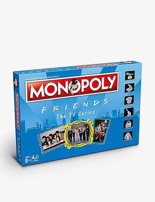 WINNING MOVES: Friends Monopoly board game