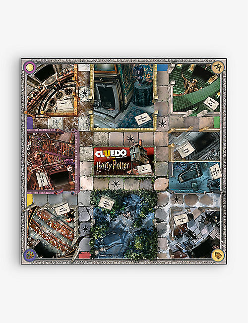 WINNING MOVES: Harry Potter Cluedo board game