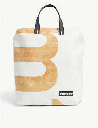 FREITAG: Pete recycled tarpaulin backpack