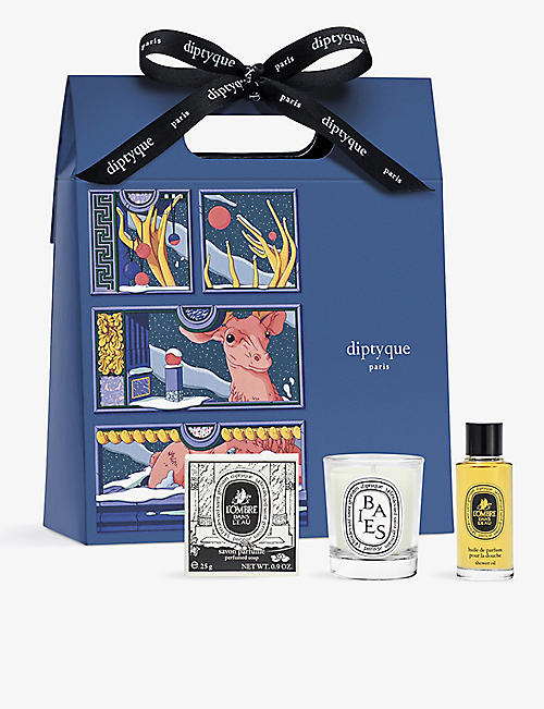 DIPTYQUE: Holiday Pocket gift set