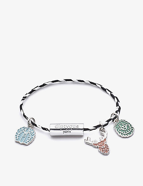 DIPTYQUE: Do Son perfumed charm bracelet