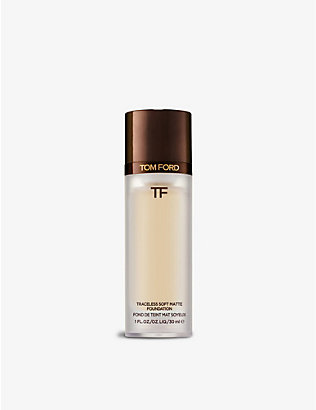 TOM FORD: Traceless Soft Matte foundation 30ml