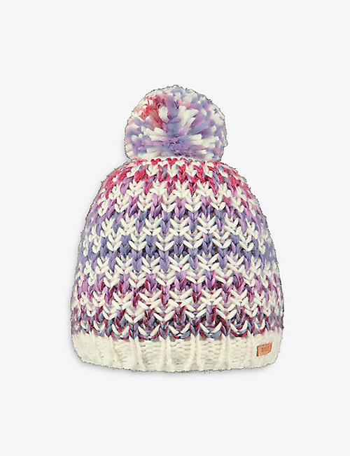 BARTS AL: Nicole knitted beanie hat 2-8 years