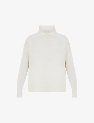 360 CASHMERE: Maybel turtleneck cashmere jumper