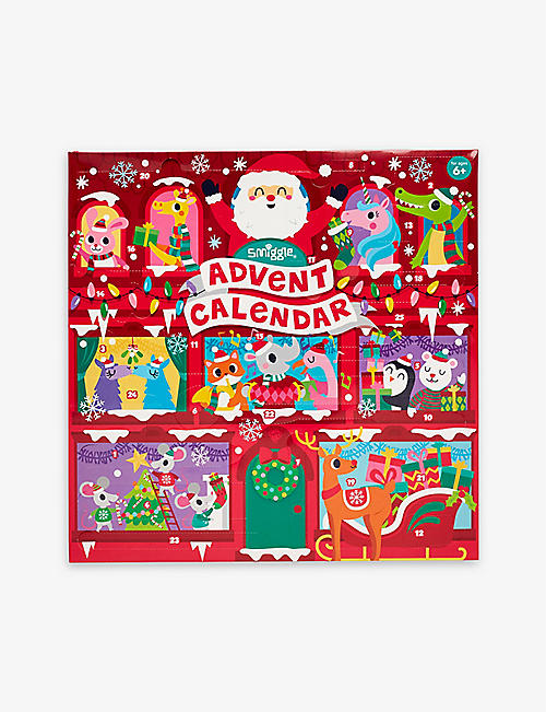 SMIGGLE: Stationery advent calendar 42cm