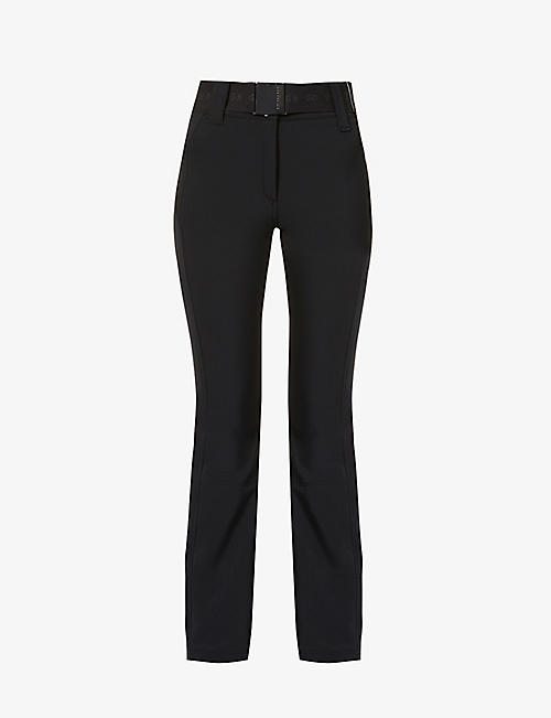 GOLDBERGH: Pippa slim-fit mid-rise stretch-woven trousers