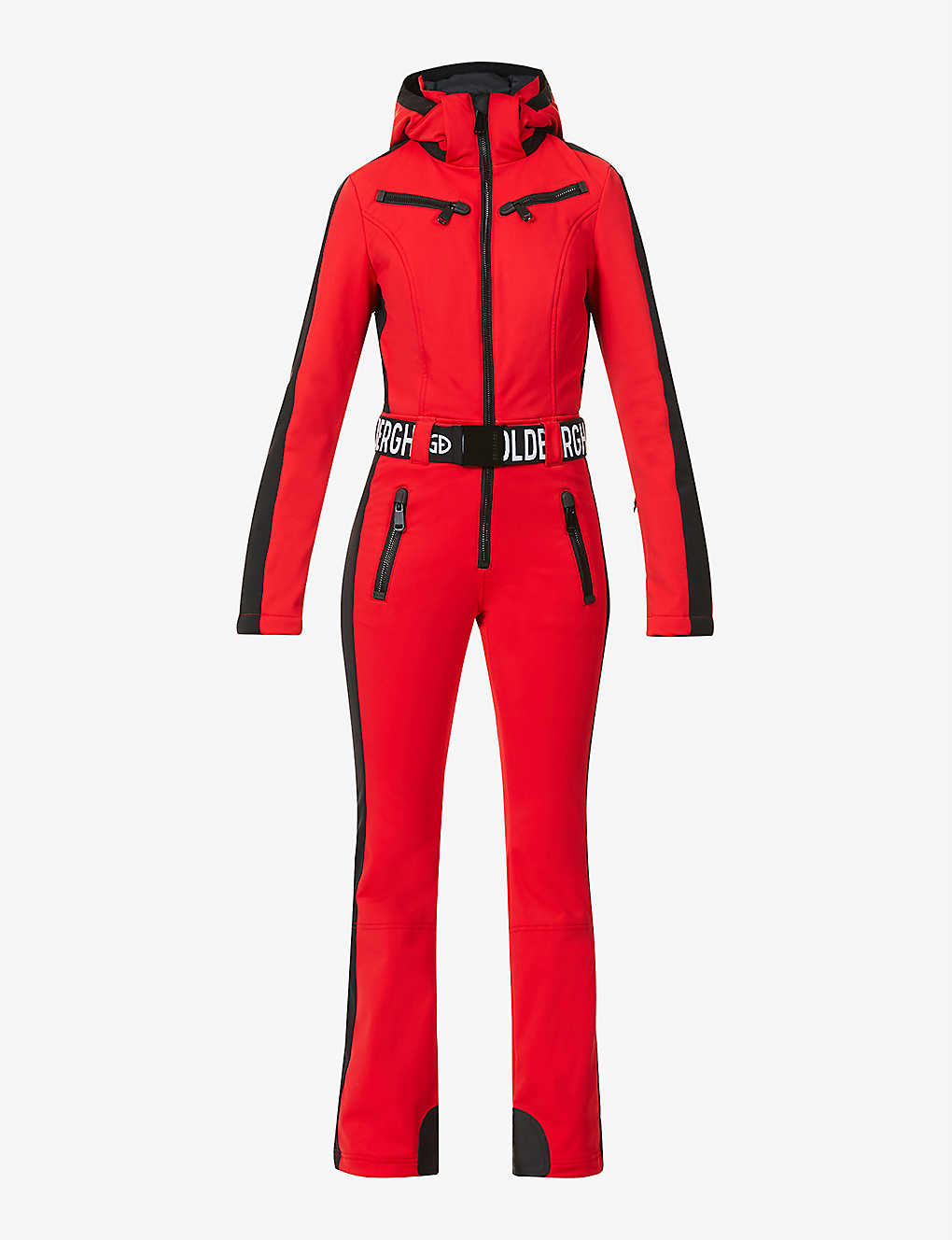 GOLDBERGH: Empress belted shell ski suit