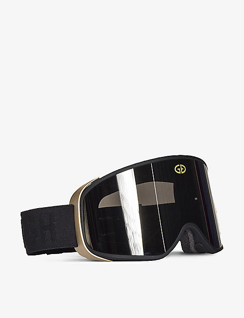GOLDBERGH: Cool ski goggles