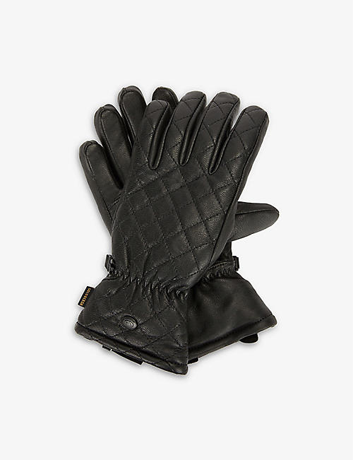 GOLDBERGH: Nishi leather ski gloves