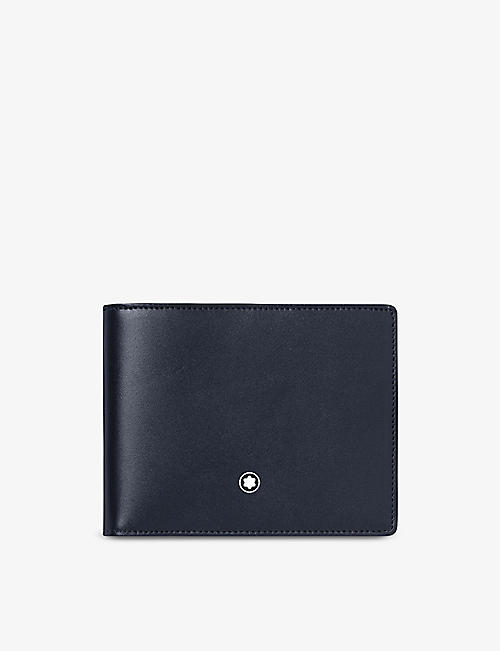 MONTBLANC: Meisterstück degradé leather wallet