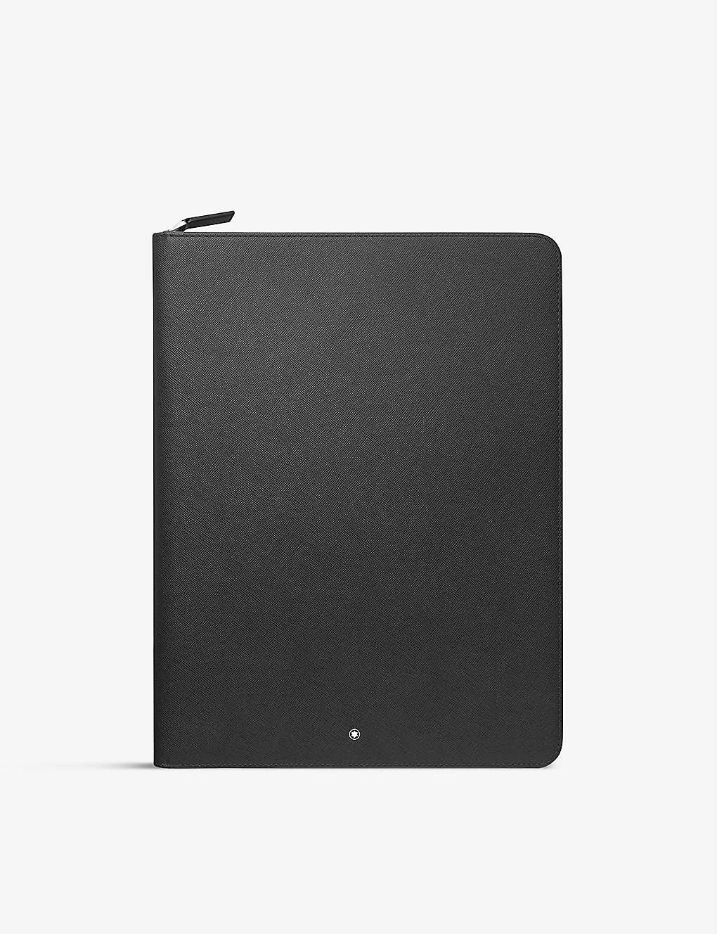 MONTBLANC: Sartorial saffiano leather notebook holder