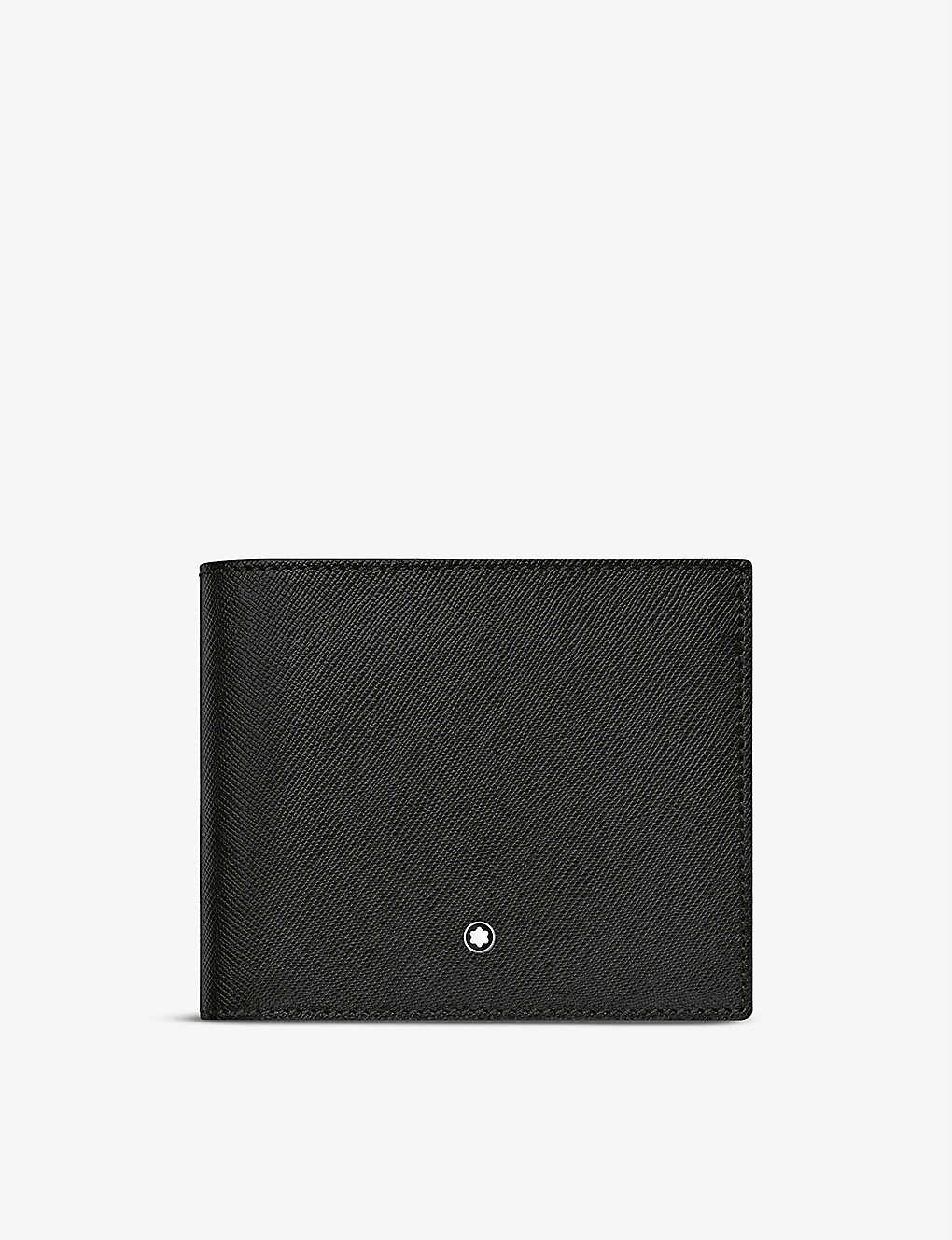 MONTBLANC: Sartorial saffiano leather wallet
