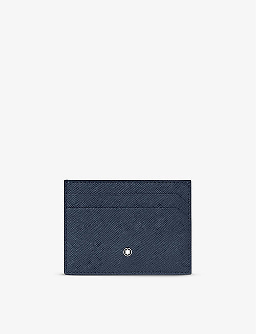 MONTBLANC: Sartorial saffiano leather card holder