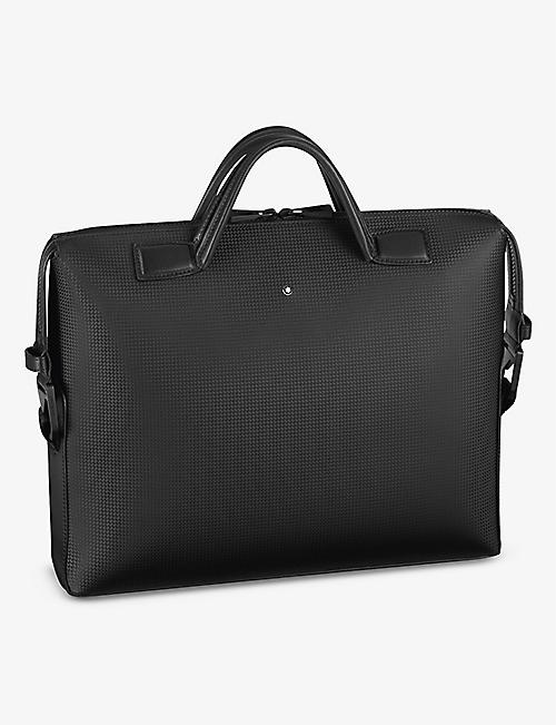 MONTBLANC: Extreme 2.0 Ultra Slim leather document case