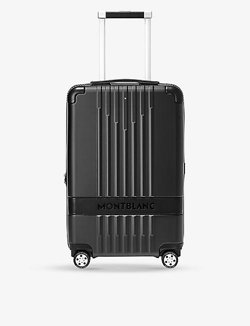 MONTBLANC: #MY4810 polycarbonate suitcase