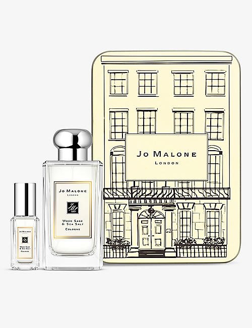 JO MALONE LONDON: Wood Sage & Sea Salt cologne duo