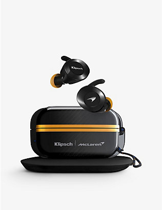 KLIPSCH: T5 Il True Wireless Sport McLaren Editon