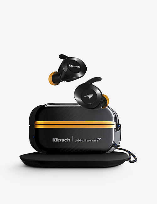 KLIPSCH:T5 Il True Wireless Sport McLaren 系列