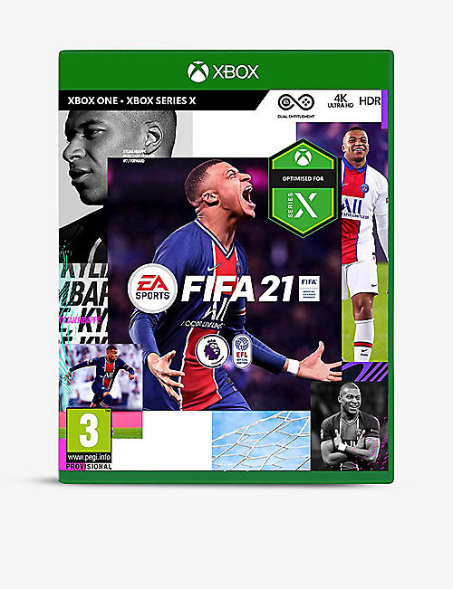 MICROSOFT:EA Sports FIFA 21 Xbox One 游戏机