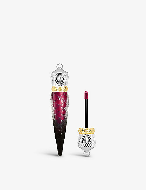 CHRISTIAN LOUBOUTIN: Rouge Louboutin Metal Matte Fluid lip stain 4.5ml