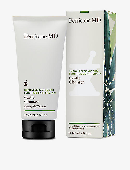 PERRICONE MD: Hypoallergenic CBD Sensitive Skin Therapy Gentle cleanser 177ml