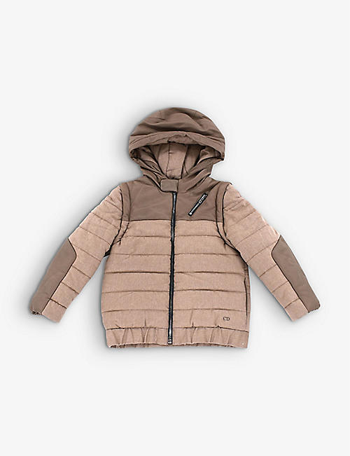 KIDSWEAR COLLECTIVE: Pre-loved Christian Dior woven parka 4 years