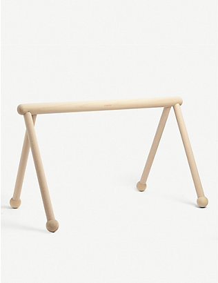 LIEWOOD: Rune beech wooden play gym