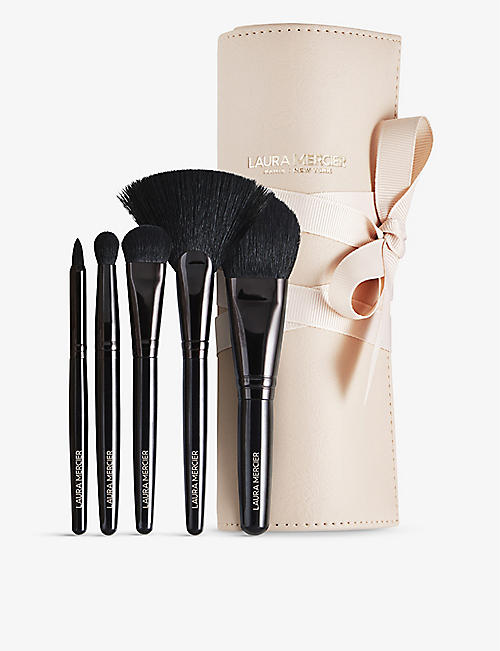 LAURA MERCIER: Sweeping Beauty Essential brush collection