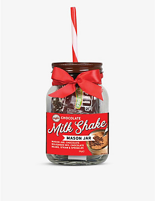 CHRISTMAS: Treat Co. Chocolate Beans Milkshake Set 97g