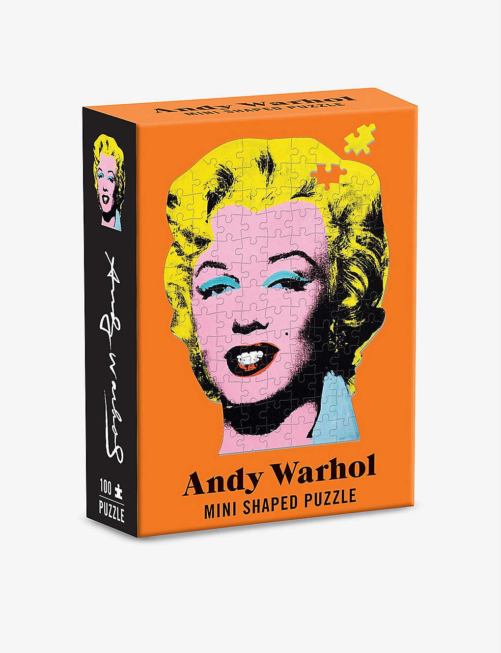 CHRISTMAS: Andy Warhol Marilyn mini puzzle 100 pieces