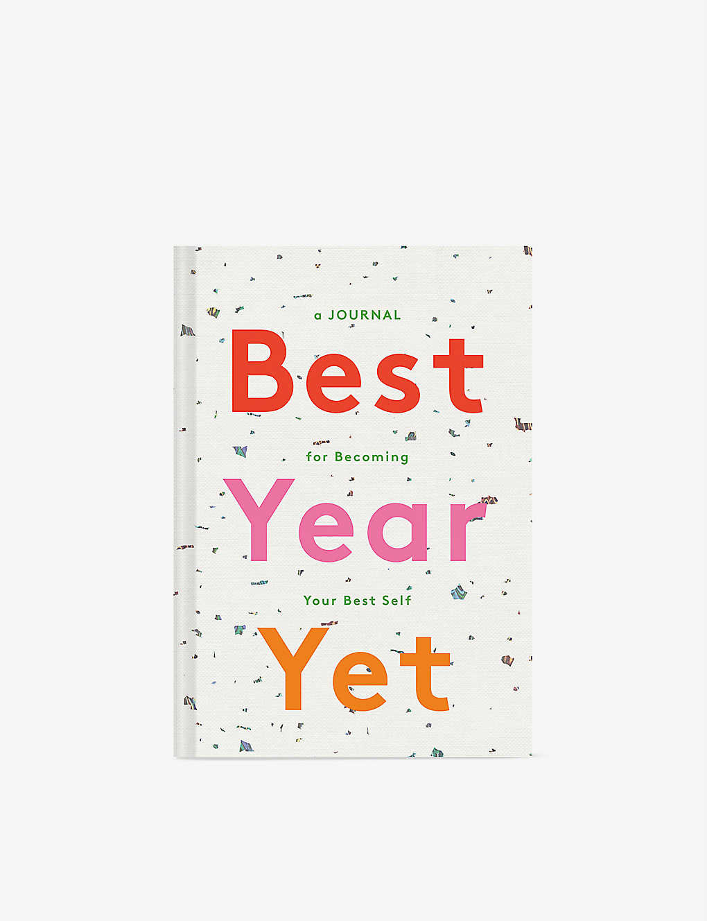 CHRISTMAS: Best Year Yet journal