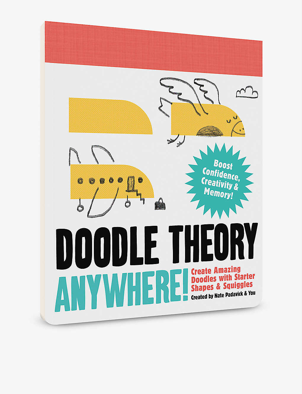 CHRISTMAS: Doodle Theory Anywhere! notepad