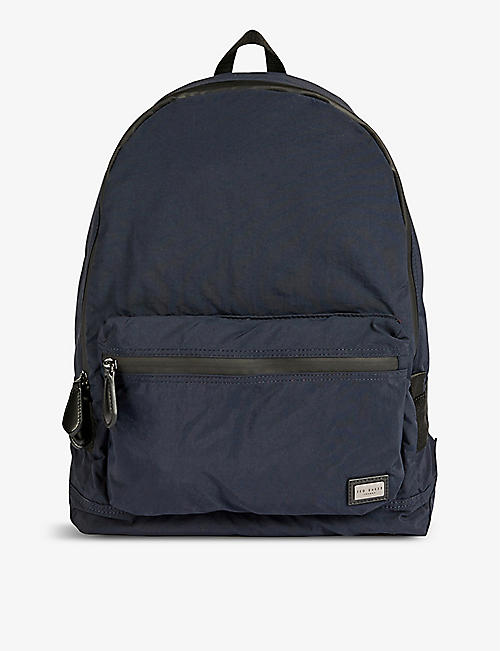 TED BAKER: Crabie foldable backpack