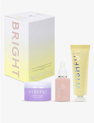 HUDA BEAUTY: Wishful Essentials gift set
