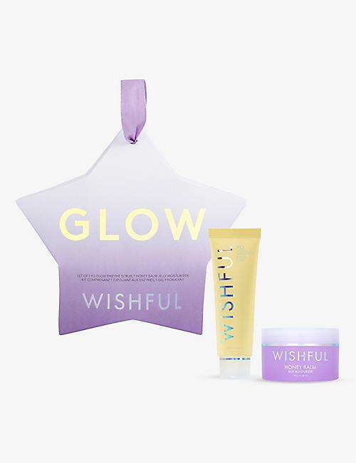 HUDA BEAUTY: Wishful Star gift set worth £17.60