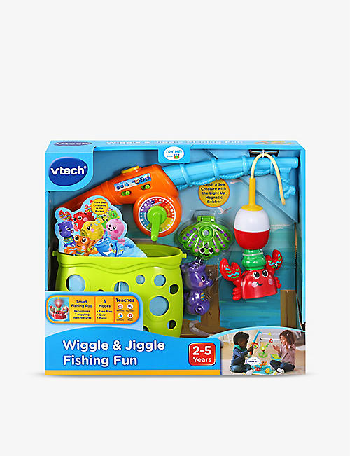 VTECH: Wiggle and Jiggle fishing fun toy