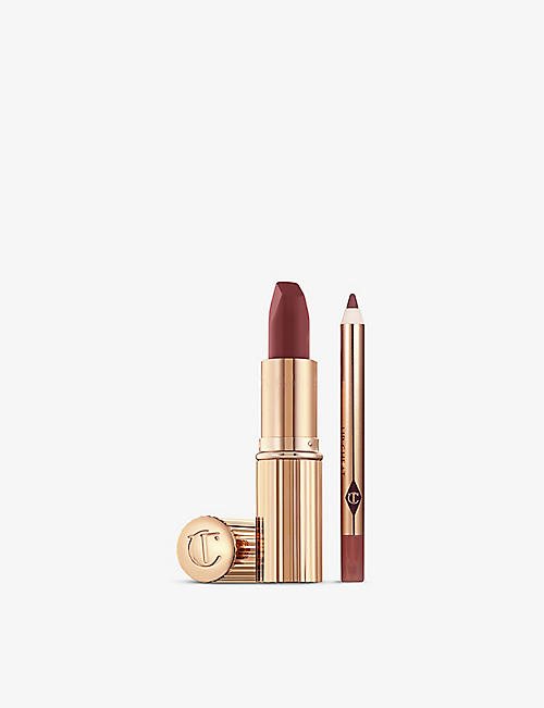 CHARLOTTE TILBURY: Walk Of No Shame lip kit