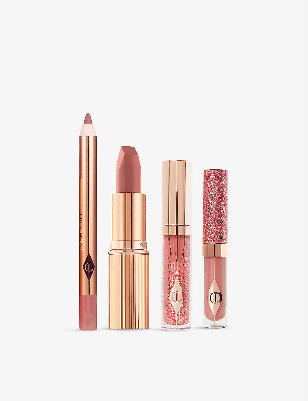 CHARLOTTE TILBURY: Pillow Talk Lip Secrets gift set