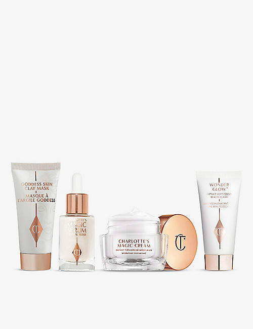 CHARLOTTE TILBURY:Charlotte's Magic Skin Secrets 彩妆礼品套装