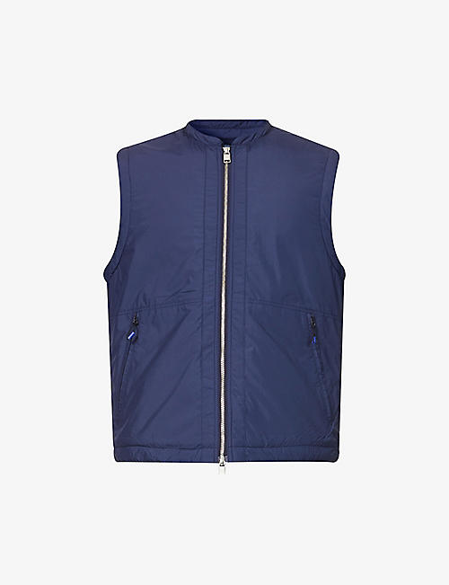 TIGER OF SWEDEN: Recycled polyester gilet