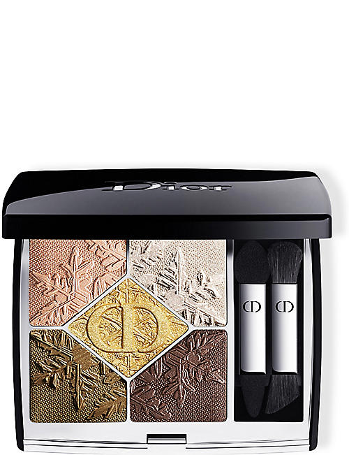 DIOR: 5 Couleurs Golden Nights limited-edition eyeshadow palette 2.2g