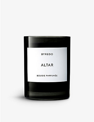BYREDO: Altar scented candle 240g