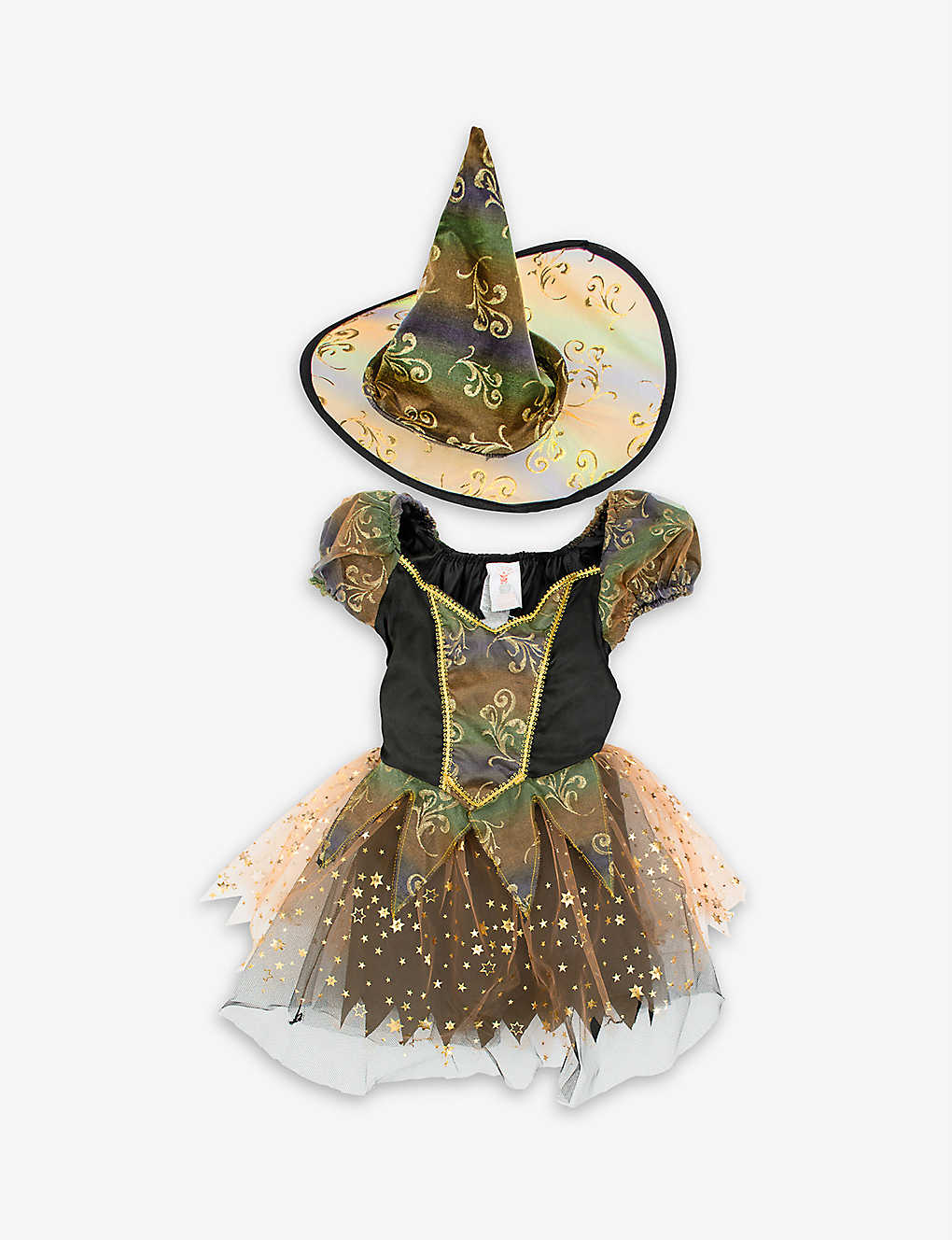 DRESS UP: Elegant Witch dressing-up costume 5-6 years